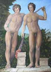 Castor and Pollux, the Twins