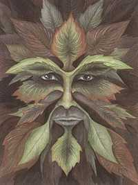 The Green Man, by Jessica Galbreth