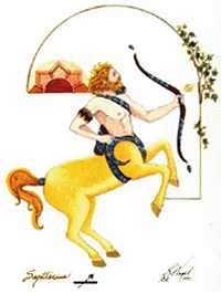 More on Sagittarius, the Archer