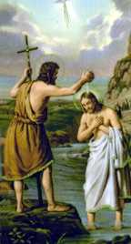 the relation between jesus and john the baptist in the gospel of luke If the gospel of john is right and jesus' ministry lasted three years, then jesus was killed between 27-29 ce based on the estimates of jesus' death and resurrection, we can estimate that john the baptist was killed between 24-29 ce.