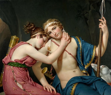 The Farewell of Telemachus